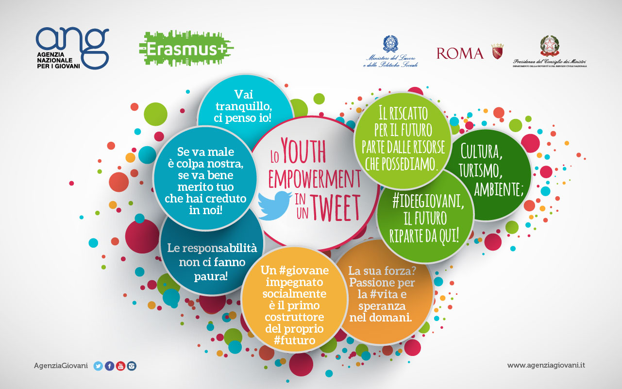 tweet seg Youth Empowerment
