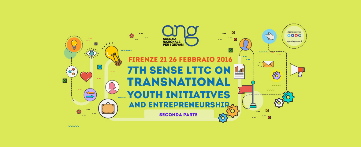 Training course Transnational Youth Initiatives and entrepreneurship