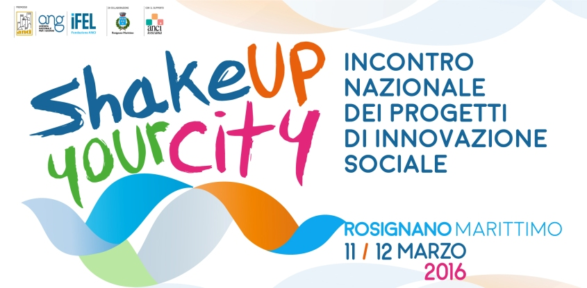 Shake up Your City!