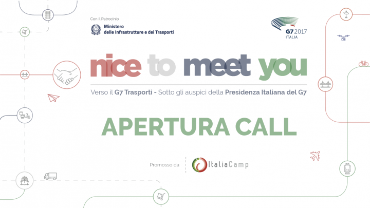 Nice to meet you: il G7 trasporti apre le porte ad Erasmus Plus!