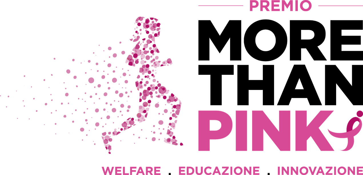 "Ang partner del premio ""More than Pink"""