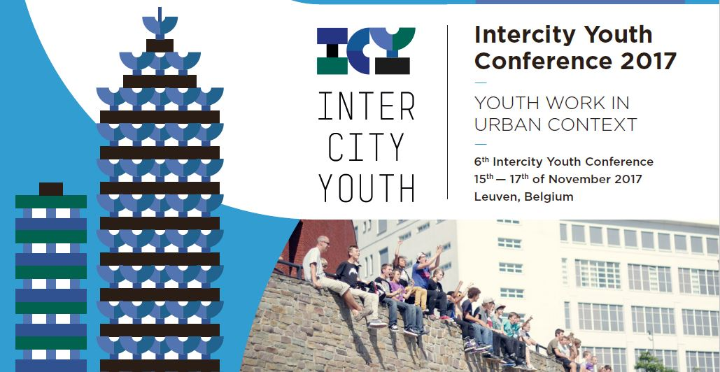 """Partecipa all'""""Intercity Youth Conference"""" in Belgio"""