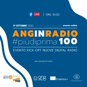 Cick-off meeting network ANG inRadio - - Agenzia Nazionale Giovani