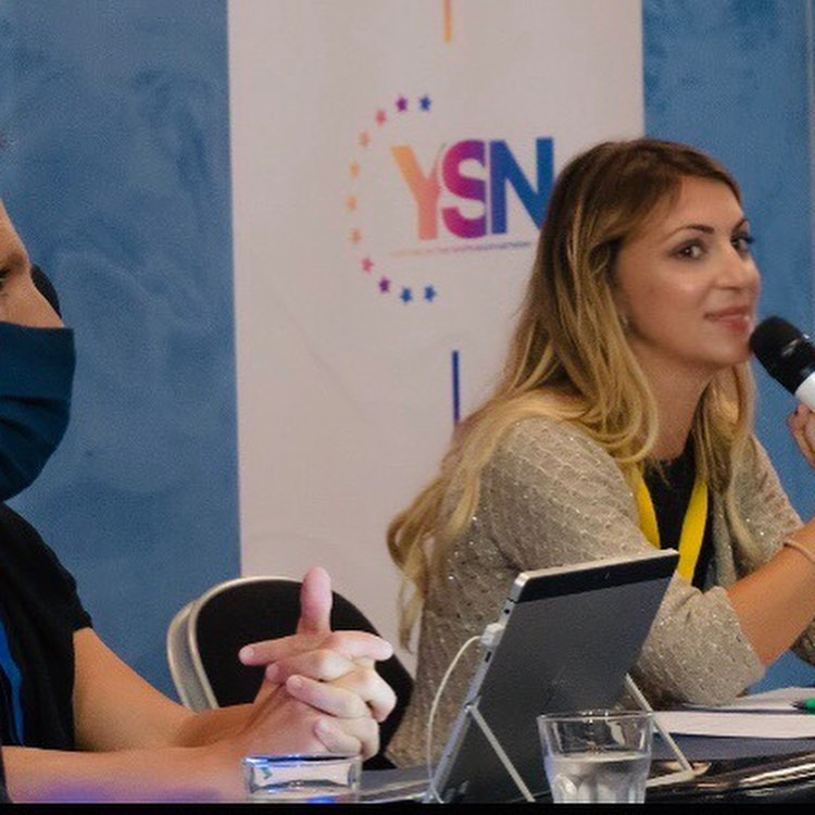 Meeting of The Youth South Network – Italy, 1-3 September